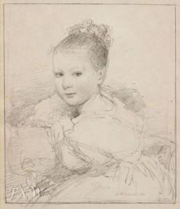 Luise Langenstein 1834 Winterhalter