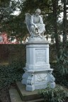F.X. Winterhalter's tombstone, by O. Sommer