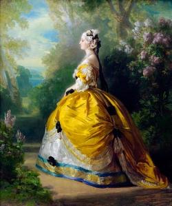 494 1854 Eugenie Winterhalter