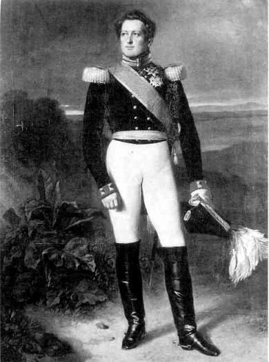 Winterhalter 054 1831 Leopold I of Baden