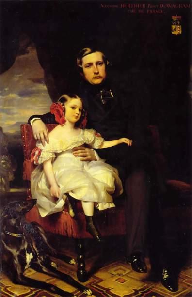 Winterhalter 131 1837 Prince de Wagram