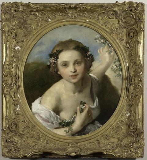 121c 50 Flora Jeune Fille