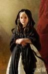 Charlotte Belgium 1845 Winterhalter